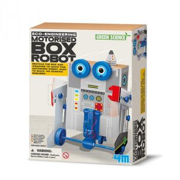 Набор для творчества Робот из коробок