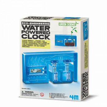 Набор для творчества Часы на энергии воды