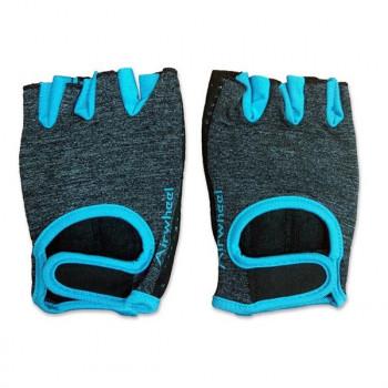 Перчатки голубой