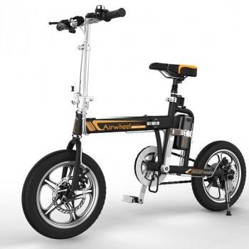 Электровелосипед R5T 214.6WH (черный)