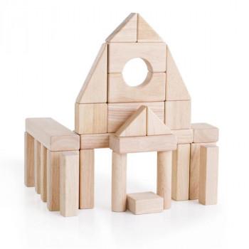 Набор строительных блоков Unit Blocks, 28 шт.