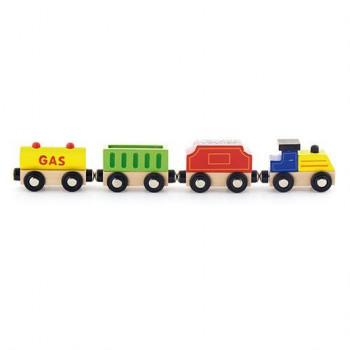 """Доп. набор к ж/д """"Поезд грузовой. Источники энергии"""""""