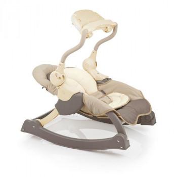 Детское кресло-качалка MusiCozzi Magic (шоколадный)