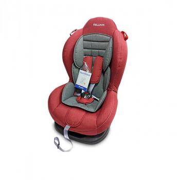 Автокресло Smart Sport (красный/серый)