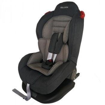 Автокресло Smart Sport Isofix (серый)