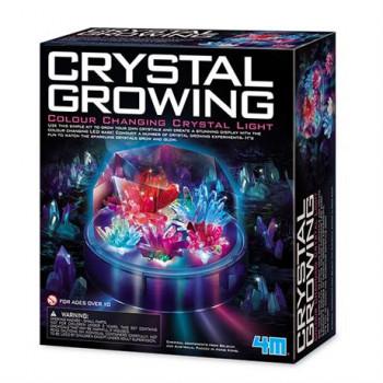 Набор для творчества Цветные кристаллы