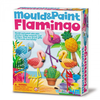 Набор для творчества Лепные фламинго