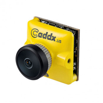 Caddx Turbo Micro F2 16:9 - Yellow