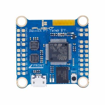 Польотний контролер iFlight SucceX F7 TwinG Bluetooth (Dual ICM20689)