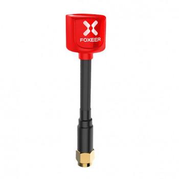 Антенна Foxeer Lollipop 3 5.8G 2.5DBi Omni RP-SMA (2 шт.) - Красный