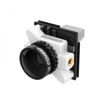 Foxeer Falkor 2 Micro 1200TVL FPV Camera 1.8mm Global WDR - Белый