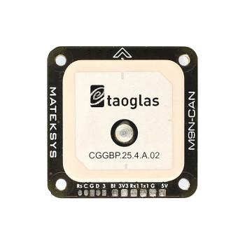 Matek GPS M9N-CAN UAVCAN & MSP