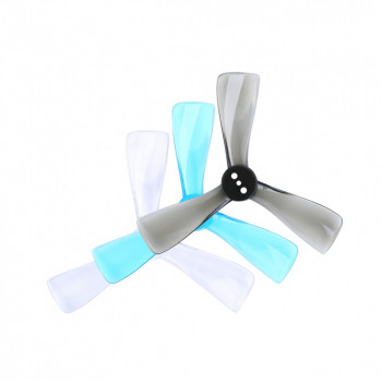 Пропеллер iFlight Nazgul Cine 2525 Crystal Blue (4 шт)