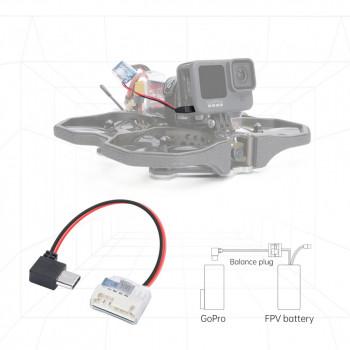 Модуль питания для Gopro 6/7/8/9 для FPV дрона