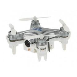 Квадрокоптер нано Wi-Fi Cheerson CX-10W с камерой (серый)