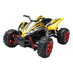 Машинка р/у 1:24 Subotech CoCo Квадроцикл 4WD 35 км/час (желтый)