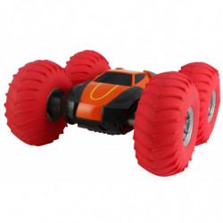 Перевёртыш на р/у YinRun Speed Cyclone с надувными колесами (на бат., оранжевый)