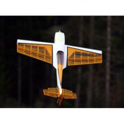 Самолет Precision Aerobatics Katana Mini 1020мм KIT (желтый)