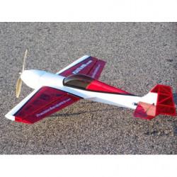 Самолет Precision Aerobatics Katana Mini 1020мм KIT (красный)
