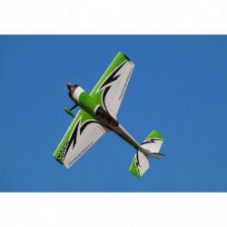 Самолет Precision Aerobatics Katana MX 1448мм KIT (зеленый)