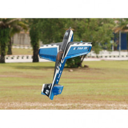 Самолет Precision Aerobatics Extra MX 1472мм KIT (синий)