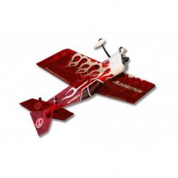 Самолет Precision Aerobatics Addiction 1000мм KIT (красный)