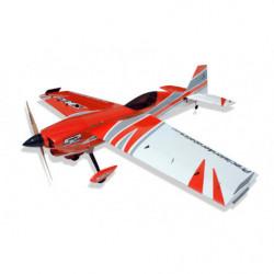 Самолет Precision Aerobatics XR-52 1321мм KIT (красный)