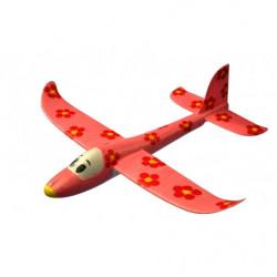 Планер метательный J-Color Nano Hawk 310мм c комплектом красок