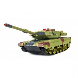 Танк р/у 1:36 HuanQi H500 Bluetooth с и/к пушкой для танкового боя