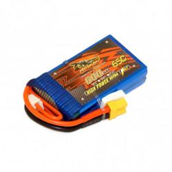 Аккумулятор Dinogy Li-Pol 600mAh 7.4V 2S 65C XT30