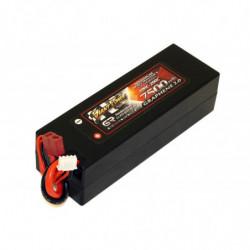 Аккумулятор Giant Power G2.0 Li-Pol 7500mAh 11.1V 3S 100C Hardcase 38x46x139...