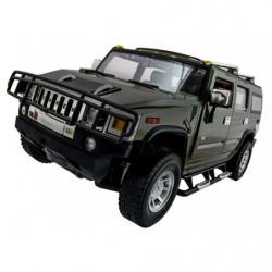 Машинка р/у 1:14 Meizhi лиценз. Hummer H2 (зеленый)