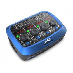 Зарядное устройство SkyRC Quattro Micro с/БП кватро для 1S Li-Pol...