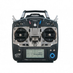 Аппаратура р/у авиа 10к Futaba 10J T-FHSS/S-FHSS с приемником R3008SB