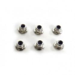 23641 Lock Nuts M3 6P