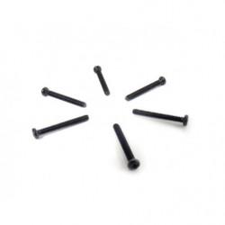 Button Head Screws 2.5X20 6P