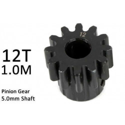 Team Magic M1.0 Pinion Gear for 5mm Shaft 12T
