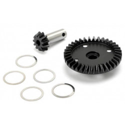Team Magic E6 Machined Bevel Gear -36T/11T