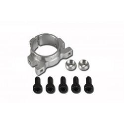 Крепление подкосов и стабилизатора Tarot 450 металлическое белое (TL45033-02)