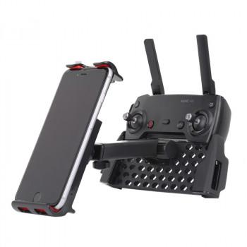 Держатель телефона/планшета для пульта DJI Spark, Mavic 2, Pro и Air выдвижной