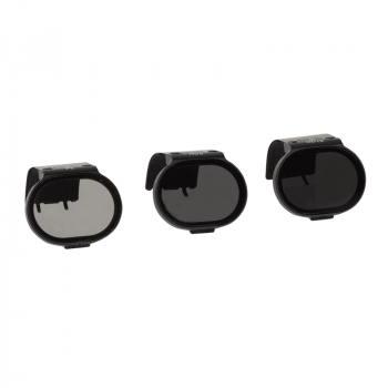 Светофильтры PolarPro CPL, ND8, ND16 Standard для DJI Spark