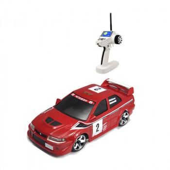 Автомодель 1:28 Firelap IW04M Mitsubishi EVO 4WD (красный)