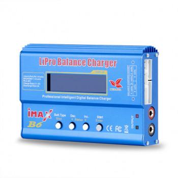 Зарядний пристрій iMAX B6 6A/60W без/БП універсальне, копія