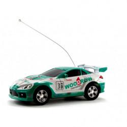 Машинка микро р/у 1:67 GWT 2018 Зеленый (модель 2)