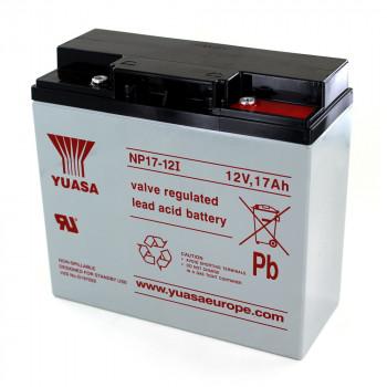 Аккумуляторная Батарея для ИБП Yuasa NP17-12IFR 12V 17Ah
