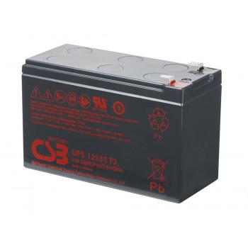 Аккумуляторная батарея CSB UPS12580, 12V 10Ah